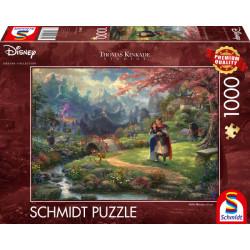 Puzzle : 1000 pièces - Disney Mulan