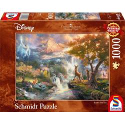 Puzzle : 1000 pièces - Disney Bambi