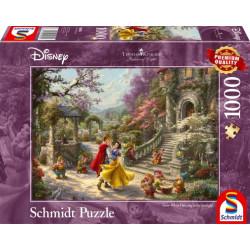 Puzzle : 1000 pièces - Disney Blanche Neige