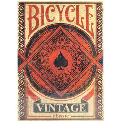 54 Cartes Bicycle Vintage Classic