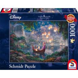 Puzzle : 1000 pièces - Disney Raiponce