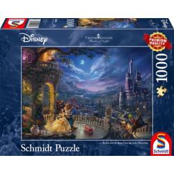 Puzzle : 1000 pièces - Disney La Belle et la Bête