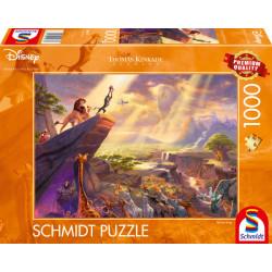 Puzzle : 1000 pièces - Disney Le Roi Lion