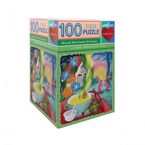 Puzzle : 100 pièces : Potion de bonne fortune