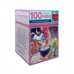 Puzzle : 100 pièces : Potion de protection