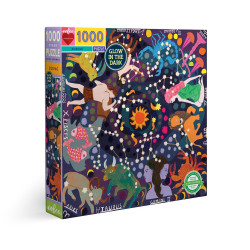 Puzzle : 1000 pièces - Zodiac