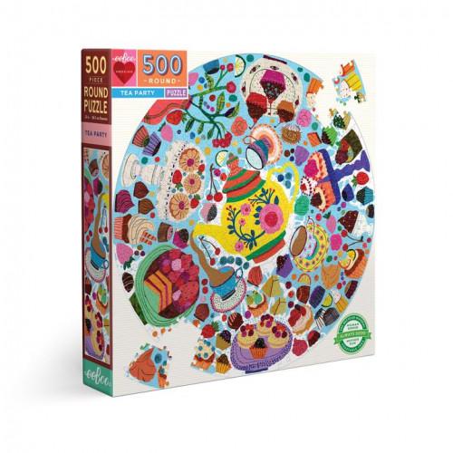 Puzzle : 1000 pièces - Tea Party