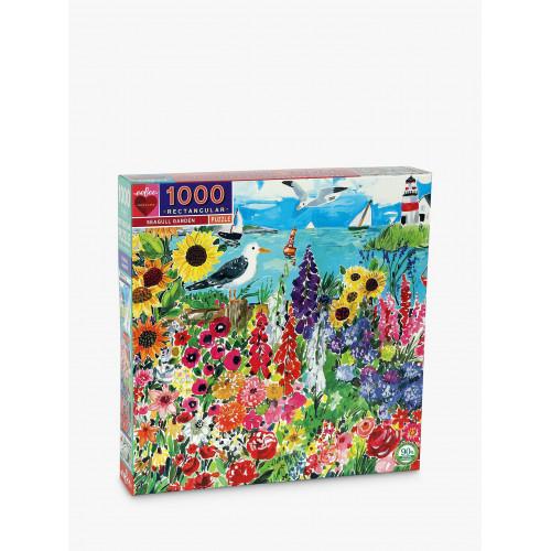 Puzzle : 1000 pièces - Seagull Garden