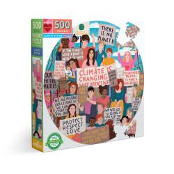Puzzle : 1000 pièces - Climate Action