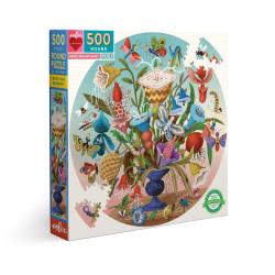 Puzzle : 1000 pièces - Crazy Bug Bouquet