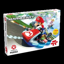 Puzzle : 1000 pièces - Mario Kart Funracer