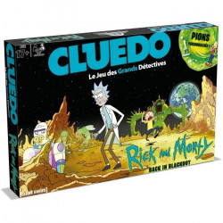 Cluedo Rick & Morty