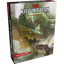 Donjons & Dragons : Kit d'initiation