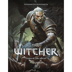The Witcher : Le jeu de rôle