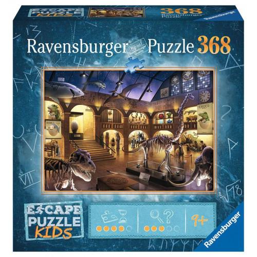 Escape puzzle Kids - Une nuit au musée