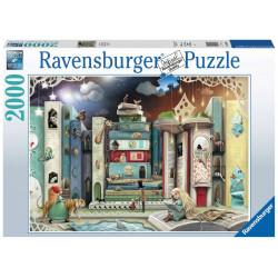Puzzle 2000 pièces : L'avenue des romans