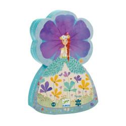 Puzzle : 36 pièces - Princesse du Printemps