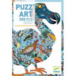 Puzzle : 350 pièces - Dodo