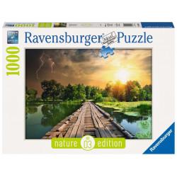 Puzzle : 1000 pièces - Lumière mystique