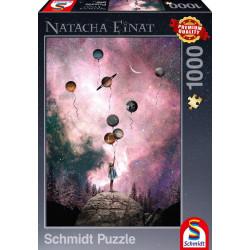 Puzzle : 1000 pièces - Mystérieuse planête
