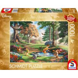 Puzzle : 1000 pièces - Winnie l'ourson