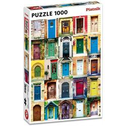 Puzzle 1000 pièces : Doors