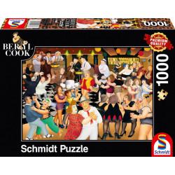 Puzzle : 1000 pièces - Nuit de Folie
