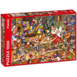 Puzzle 1000 pièces : Santa Ruyer