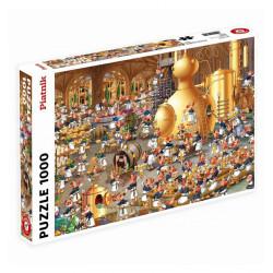 Puzzle 1000 pièces : Brasserie - Ruyer