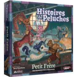Histoires de Peluche : Petit Frère