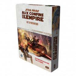 Star Wars JDR : Aux confins de l'empire - Kit d'initiation