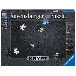 Puzzle 736 pièces : Krypt - Black