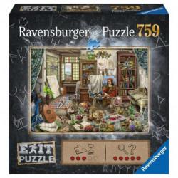 Escape Puzzle - Atelier d'Artistes
