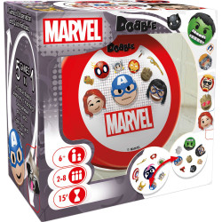Dobble Marvel Emoji