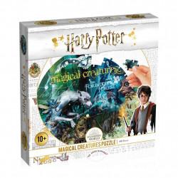 Puzzle 500 pièces - Harry Potter Créatures magiques