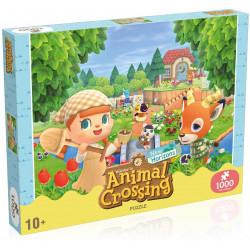 Puzzle 1000 pièces - Animal Crossing