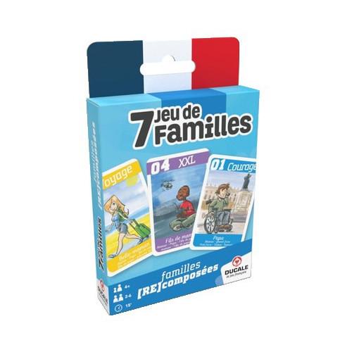 Jeu de 7 Familles - Familles (Re)composées