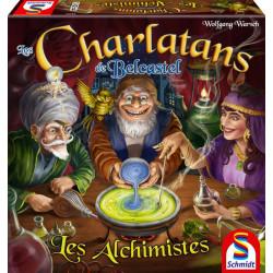 Charlatans de Belcastel : Les Alchimistes