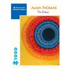 Puzzle : 1000 pièces -Alma Thomas - Eclipse