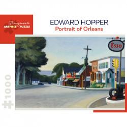 Puzzle : 1000 pièces - Edward Hopper - Portrait of Orléans