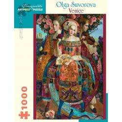 Puzzle : 1000 pièces - Olga Suvorava - Venice