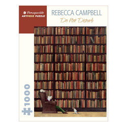 Puzzle : 1000 pièces - Rebecca Campbell - Do Not Disturb