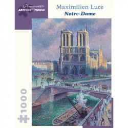 Puzzle : 1000 pièces - Maximilien Lucas - Notre-Dame