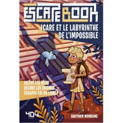 Escape Book : Icare et le labyrinthe de l'impossible