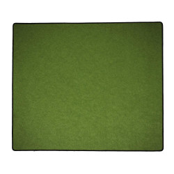 Tapis de jeu : 70x60 - Green Carpet