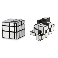 Mirror Cube Silver / Gold 3x3