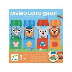 Mémo-Loto : Shop