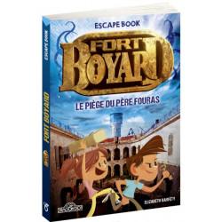 Escape Book Kids : Fort Boyard - Piégés dans le Fort