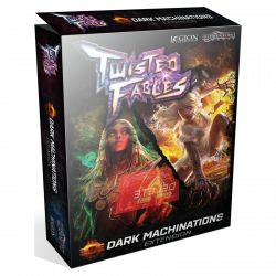 Twisted Fables : Dark Machinations