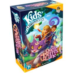 Kids Chronicle : La Quête des Pierres de Lune